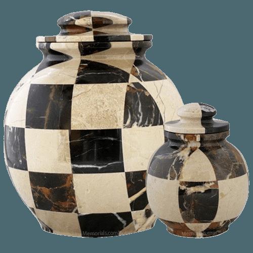 Kingdom Marble Cremation Urns