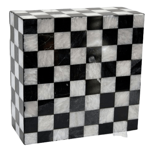 Knight Marble Cremation Urn