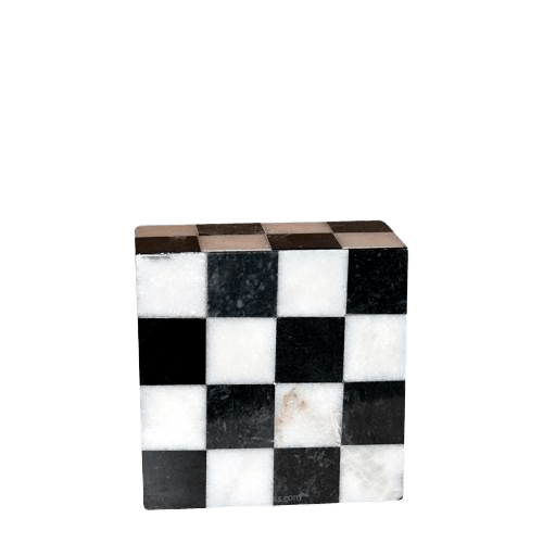 Knight Marble Keepsake Urn