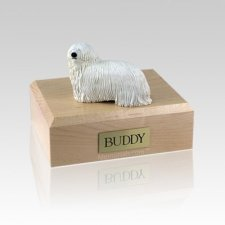 Komondor Medium Dog Urn