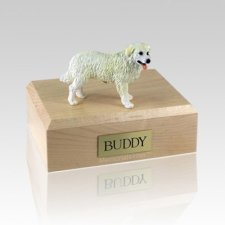 Kuvasz Large Dog Urn