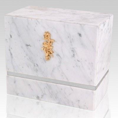 La Nostra Bianco Silver Companion Urn