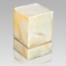 La Nostra Mink Marble Urn