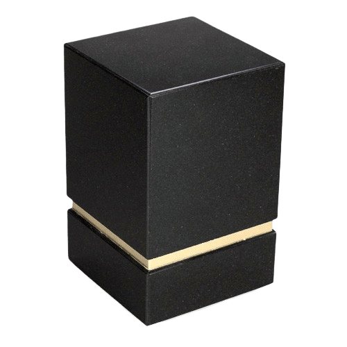 La Nostra Nero Granite Cremation Urns