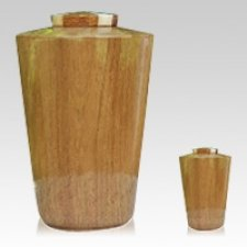 La Terra Wood Cremation Urns