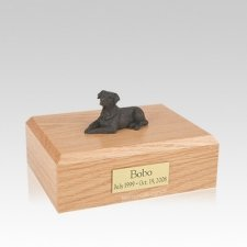 Labrador Chocolate Medium Dog Urn