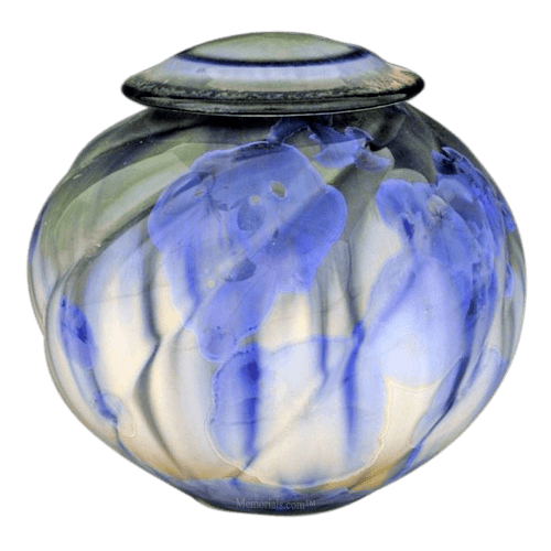 Lady Bird Pet Porcelain Cremation Urn