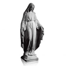Lady of Grace Large Marble Statues