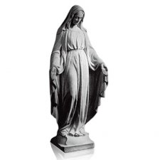 Lady of Grace X Large Marble Statues