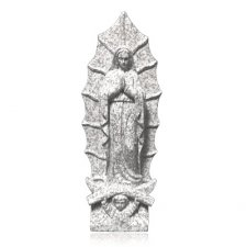 Lady of Guadalupe Granite Statue