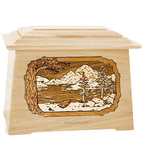 Lakeside Maple Aristocrat Cremation Urn