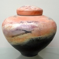 Lamont Ceramic Cremation Urn