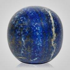 Lapis Lazuli Keepsake Urn