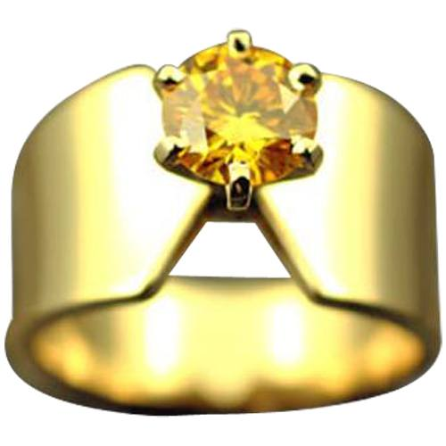 Large Band Ring
