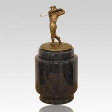 Last Pitch Keepsake Cremation Urn