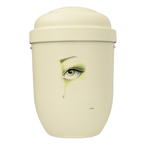Last Tear Biodegradable Urn