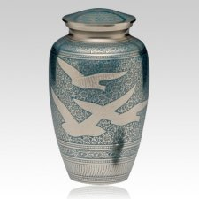 Last Travels Keepsake Urn