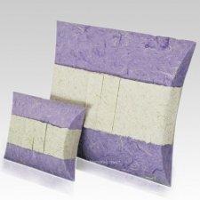 Lavender Journey Biodegradable Urns