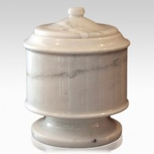Lavish Marble Pet Cremation Urn