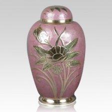 Nucifera Cremation Urn