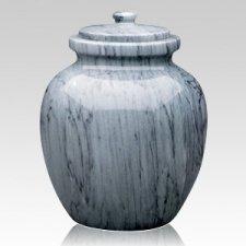 Legacy Grey Keepsake Cremation Urn