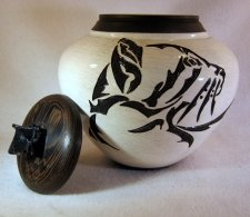 Leyon Pet Cremation Urn