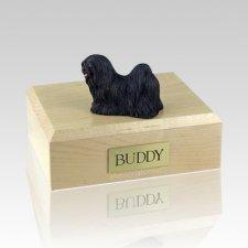 Lhasa Apso Black Dog Urns