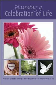 Celebration of Life Memorial Book