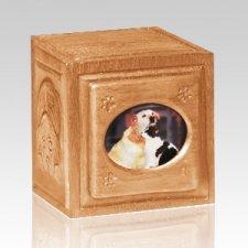 Light Large Dog & Cat Cremation Urn