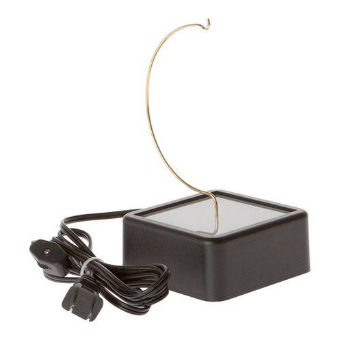 Lighted Pendant Display Stand