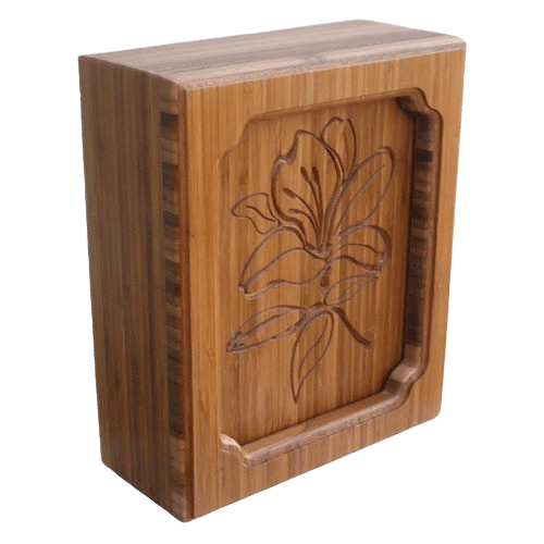 Lilia Bamboo Nature Cremation Urn