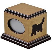 Little Kitty Cat Cremation Urn