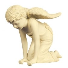 Little Rascal Mini Angel Keepsake