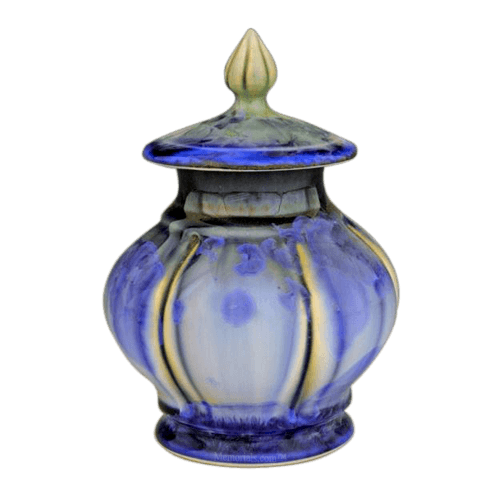 Logan Pet Porcelain Cremation Urn