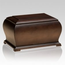 London Wood Cremation Urn