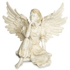 Lost In Thought Mini Angel Keepsake