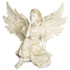 Lost In Thought Mini Angel Keepsake