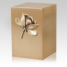 Loti Bronze Cremation Urn