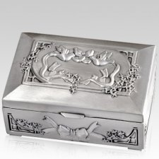 Love Birds Keepsake Box