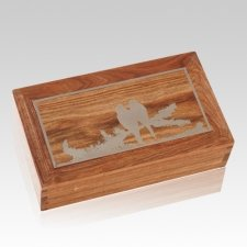 Love Caribbean Cremation Urn