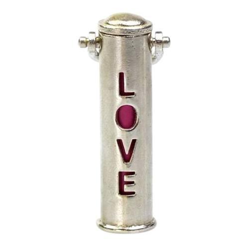 Love Cremation Keychain Urn