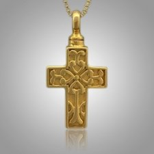 Love Cross Cremation Jewelry II