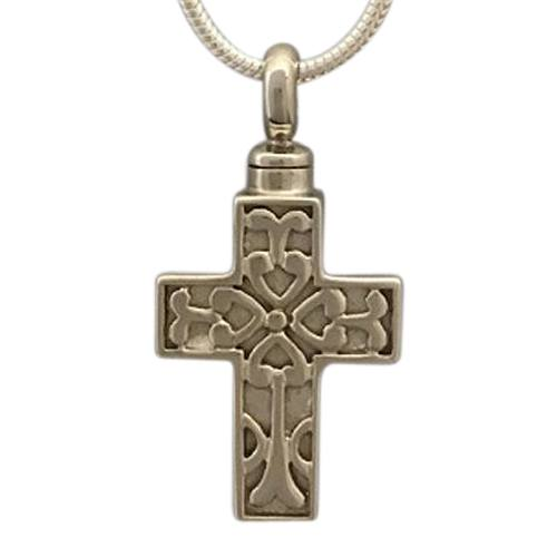 Love Cross Cremation Jewelry