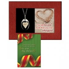 Love Gift Boxed Pendant