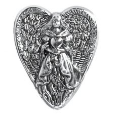 Love Guardian Angel Lapel Pins