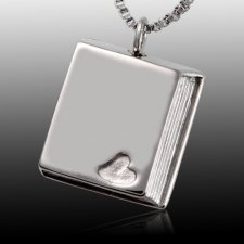 Love Notes Cremation Pendant