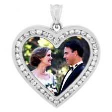 Love Photo Pendants