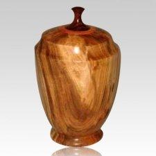 Love Wood Pet Cremation Urn