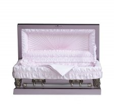 Lovely Lavender Child Caskets