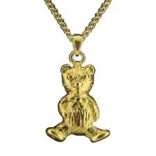 Loving Teddy Keepsake Pendant